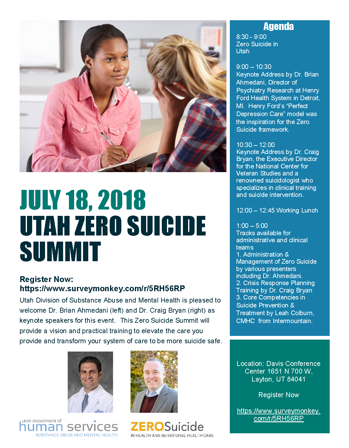 Zero Suicide 2018 Summit Official Flyer.docx